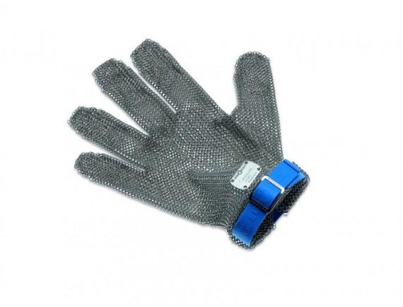 Кольчужная перчатка, нержавеющая сталь, размер L, Giesser Messer. (9590 00 b)