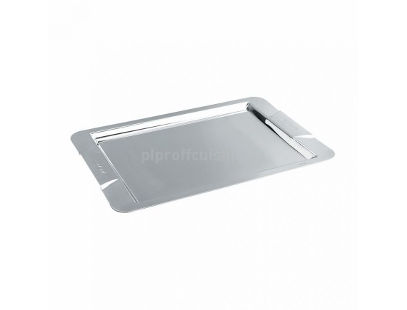 Блюдо прямоугольное, нержавеющая сталь, 45*31 cм «Kamspring», Proff Cuisine. (99000057)