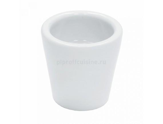 Подсвечник фарфоровый, Life Quality, для конической и чайной свечи, Proff Cuisine. (99002275)