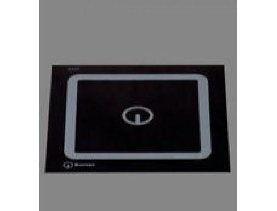 Плита индукционная встраивамая quadr270 (EINBAUGTRAT INDUKTION,5 кВт 400 В ,350X350X6), Berner (BI1EG5)