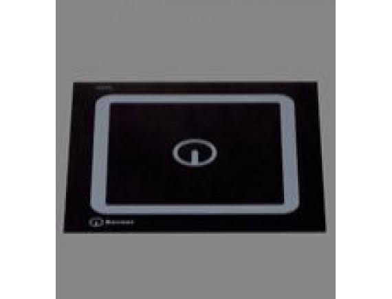 Плита индукционная встраивамая quadr280 2катушки (EINBAUGTRAT INDUKTION,7 кВт 400 В ,350X350X6), Berner (BI1EGF7)