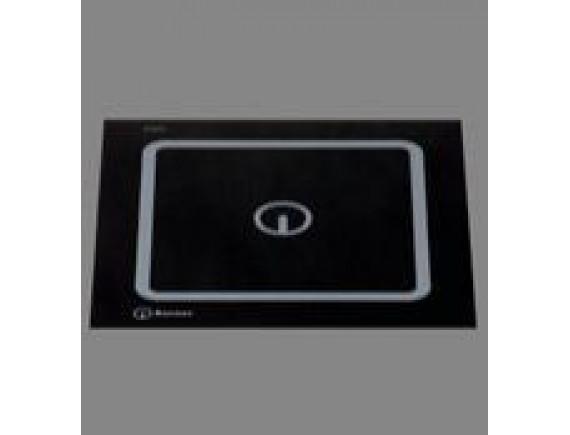 Плита индукционная встраивамая quadr300 2катушки (EINBAUGTRAT INDUKTION,7 кВт 400 В ,388X388X6), Berner (BI1EGGF7)
