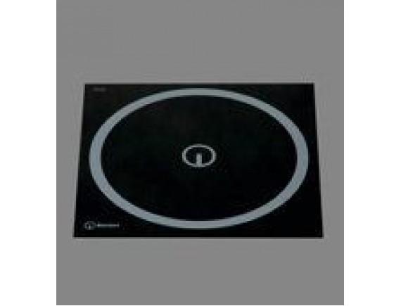 Плита индукционная встраивамая D350 (EINBAUGTRAT INDUKTION,8 кВт 400 В ,430x430x6), Berner (BI1EGHK8)