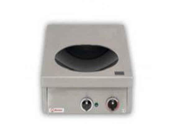 Плита индукционная настольная вок D300 (KOCHSTELEN 70,3,5 кВт 230 В ,400х700х200), Berner (BWKTH3,5)