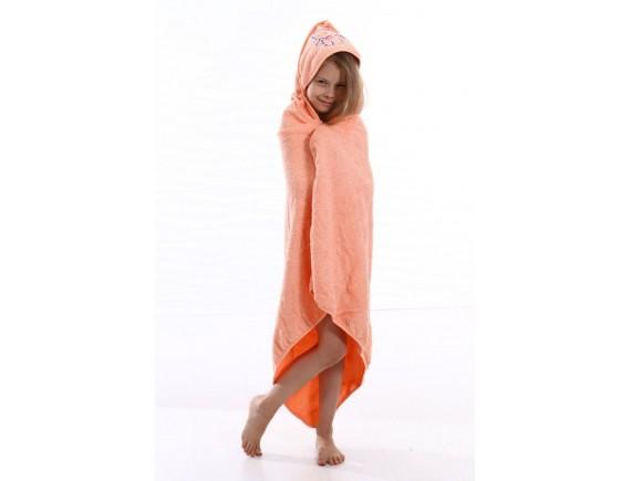 Детский махровый уголок с вышивкой (CCR0339)