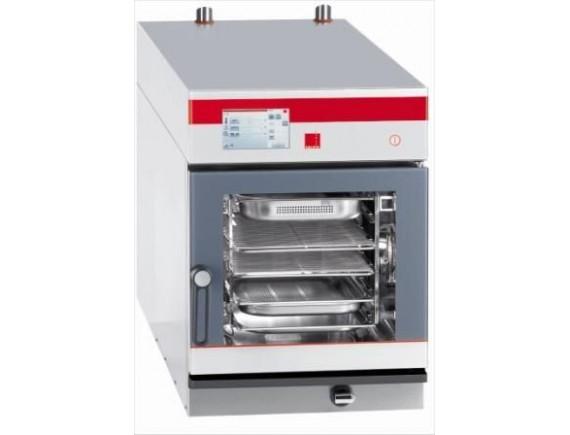 Пароконвектомат  Pro 6GN 1/1  (SCS 611t-pro-R,8,6 кВт, 380 В, 550x809x764), Salvis (CS550200)