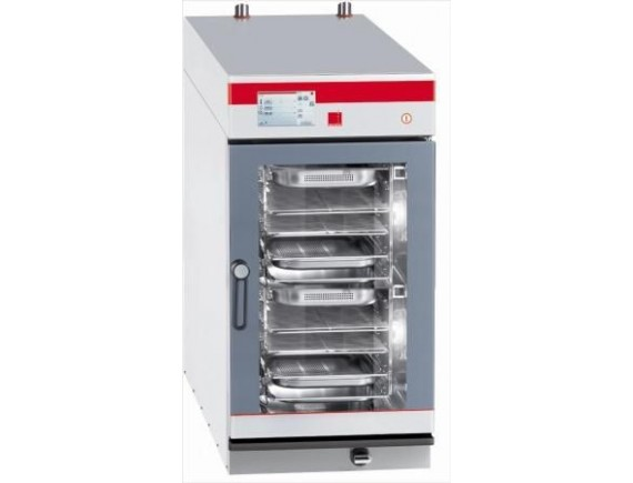 Пароконвектомат 10GN 1/1 Easy-r (SCS 1011t-easy-r,11 кВт, 380 В, 550x809x1004), Salvis (CS550406)