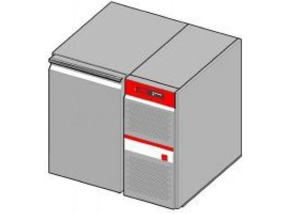 Морозильный стол 120л. 1 дверь (-15/-30) (GTM08711,6,5/24ч кВт  230 В ,784х675х710), Salvis (GK600327)