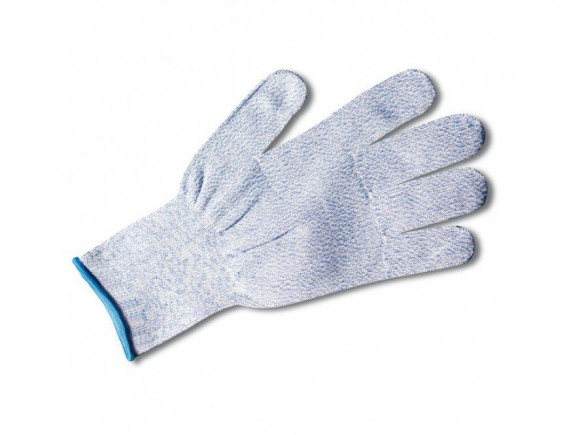 Перчатка нитяная с кевларом, размер S, Euroflex. (RCBL07-S)