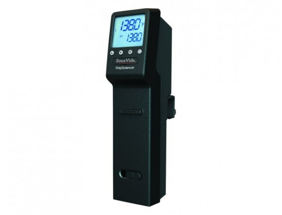 Погружной ротационный кипятильник PolyScience SVC-AC2E, Sous Vide Pro™ CHEF SERIES, максимальный объем ванны: 30 литров   Максимальная производительность насоса: 12 литров в минуту (SVC-AC2E)
