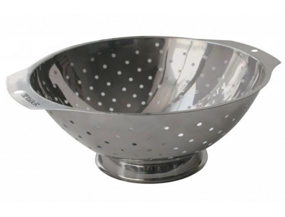 Дуршлаг нержавеющая сталь, диаметр-23 см, TALLER. (TR-1100)