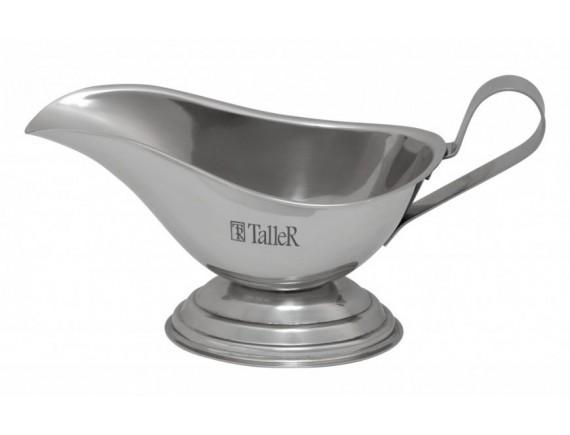 Соусник из нержавеющей стали, обьем-90 мл, TALLER. (TR-1145)