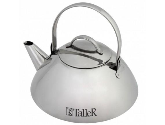 Чайник заварочный со съемным фильтром, обьем- 1 л , TALLER. (TR-1345)