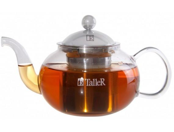 Чайник для заваривания, обьем-0,8 л, TALLER. (TR-1347)