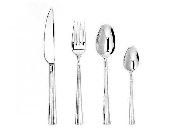 Набор столовых приборов из нержавеющей стали, 24 предмета, TALLER. (TR-1607)