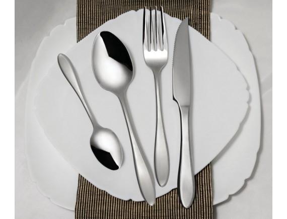 Набор столовых приборов из нержавеющей стали, 24 предмета, TALLER. (TR-1630)
