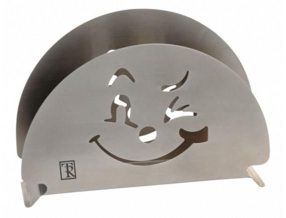 Салфетница из нержавеющей стали, 18/10, TALLER. (TR-1999)