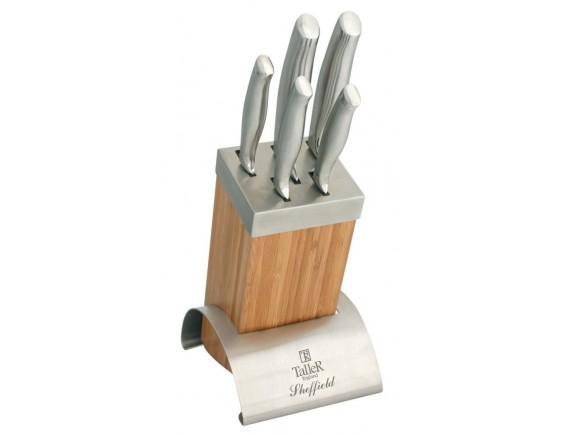 Набор кухонных ножей, ножи из высококачественной нержавеющей стали, TALLER. (TR-2000)