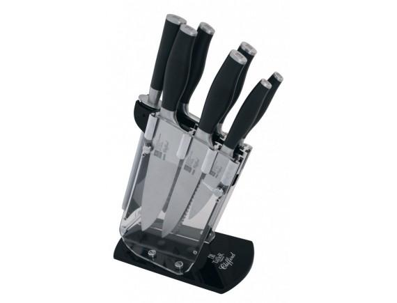 Набор кухонных ножей, ножи из высококачественной нержавеющей стали, TALLER. (TR-2006)