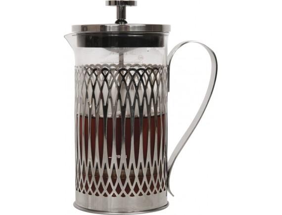 Френч пресс для кофе и чая, обьем-350 мл, TALLER. (TR-2315)
