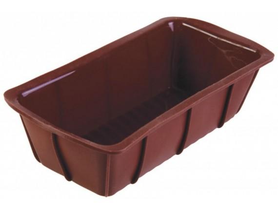 Форма для выпечки, прямоугольная 22,7х12,1х6 см, TALLER. (TR-6202)