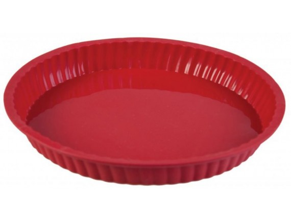 Форма для выпечки, диаметр-25,5 см, высота-3,1 см, TALLER. (TR-6203)