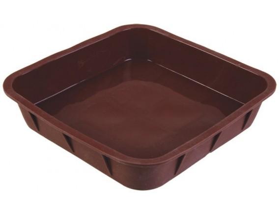 Форма для выпечки, 25 х 25 х 5 см, TALLER. (TR-6210)