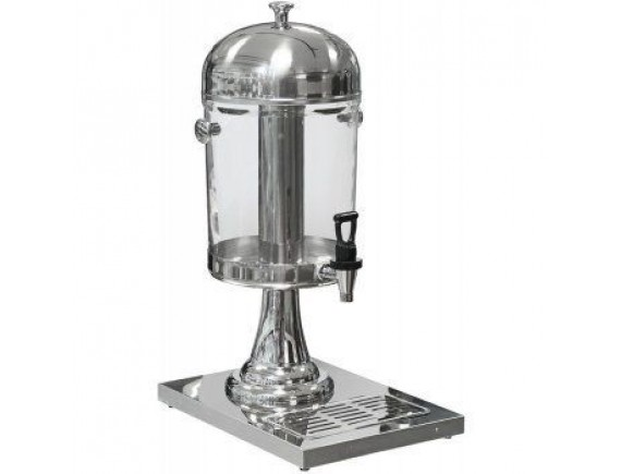 Диспенсер для напитков, 1 емкость 8 л, VIATTO. (VJD-1)