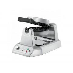 Вафельница Waring WRWW180E для бельгийских вафель, Тройное антиприганое покрытие. Встроенные элементы нагрева для точного контроля температуры. Толщина вафли 25мм. (WRWW180E)