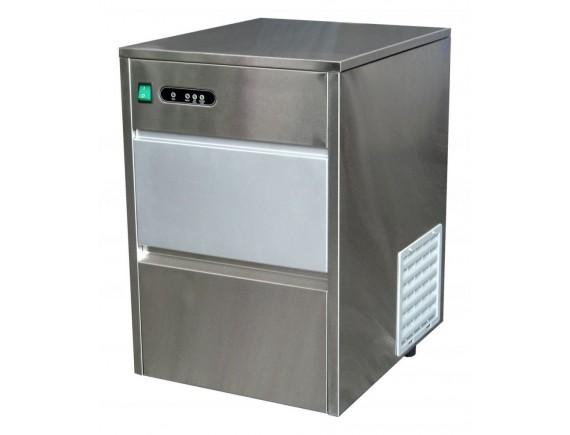 Льдогенератор, производительность 20 кг/сут, корзина на 4 кг, VIATTO by Forcool. (ZB-20)